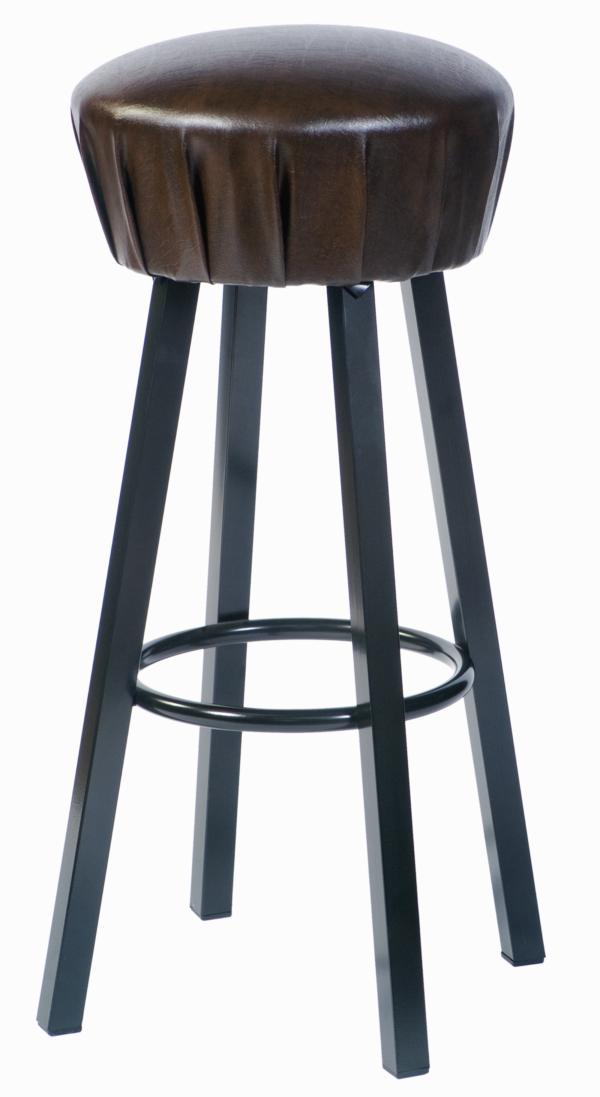 Barkruk 204G bruin
