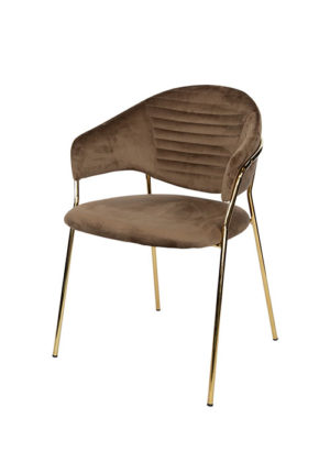 stoel avatar goud