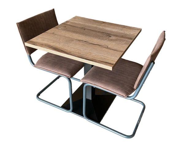 melamineset jesse stoelen